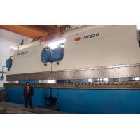 Buy cheap Hydraulic CNC Tandem Press Brake heavy duty plate bending machine  2-400T / 7000mm product