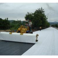 Best Wear Resistant PET Non Woven Fabric , Needle Punched Geotextile Eco - Friendly wholesale