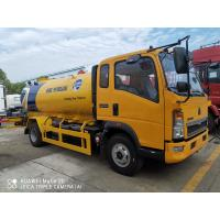 China HOT SALE! 5000Liters mobile lpg gas refilling tanker truck for domestic gas cylinder, High quality propane tanker truck on sale