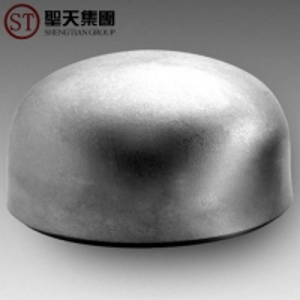 Welded Elliptical Dished Seal Head Ends Carbon Steel Cap For Pressure Vessel