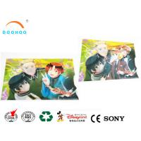 Best Moving Change Effect Lenticular Printing Services Postcard Sticker wholesale