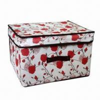 Buy cheap Closet Storage Box, Customized Designs are Accepted, Suitable for Gift and from wholesalers