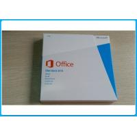 China LICENZA MICROSOFT OFFICE 2013 standard 32/64 BIT | ORIGINALE | FATTURA New and Sealed DVD pack, NOT Download on sale