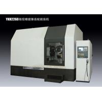 China Large CNC Spiral Bevel Gear Milling Machine With Germany Siemens Control System on sale