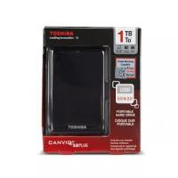 China Toshiba Canvio 1 TB External 5400 RPM Hard Drive on sale