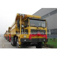 Best Rated load 60 tons Off road Mining Dump Truck Tipper  309kW engine power with 34m3 body cargo Volume wholesale