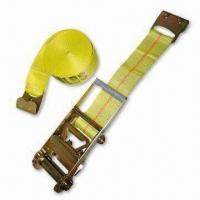 Best Tie-down Straps and Cargo Nets with Precise Tension Adjustment, Available in Yellow wholesale