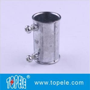 China 2 , 3 , 4 inch Conduit Fittings Set-Screw Type Die Cast EMT Zinc Coupling on sale