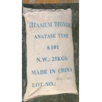 Best Industry Grade Titanium Dioxide Anatase A101 Tio2 For Painting SGS Certificate wholesale