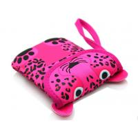 China phone accessries china wholesale neoprene phone case with cute animal pattern for kids on sale