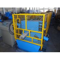 Best Hydraulic Cutting Type Downspout Roll Forming Machine For Square Shape Down Pipes wholesale