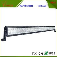 Best 240W 41.5 Inch Double Row off-Road LED Light Bar for Trailer, Truck, Jeep and ATV wholesale
