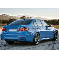 Best PP material 2012-2018 BMW Body Kits 3 Series F30 4 doorM3 Look Body Kits 4 Piece wholesale