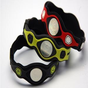 Best Energy Armor Power Silicone Balance Bracelet Hologram Bracelet Bands wholesale
