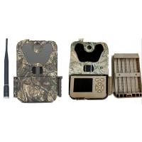 Best 1920*1080P 12MP 4G Hunting Camera 0.46 Response Time Support Wifi - SD Card wholesale