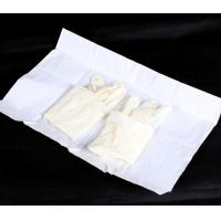Best Protective Medical Sterile Examination Gloves Micro Textured Surface wholesale