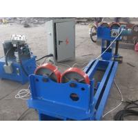 Best High Speed Pipe Welding Rotator Up / Down Roller With Hydraulic Lift System wholesale