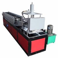 Best Agent price High precision automatic shutter door rolling forming machine wholesale