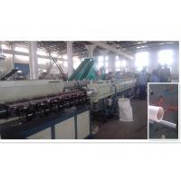 Best Different Diameter PVC Pipe Extrusion Line PVC Pipe Production Machine DELTA wholesale