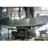 China Ccm casting 30-150t loading capacity two ladles holder 360 degree rotate ladle turret on sale
