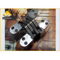 China Interior Use Zinc Plated Concealed Door Hinges 180 Degree Gemel on sale