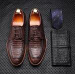 Best Wedding Mens Black Patent Leather Shoes , Flat Italian Double Buckle Monk Shoes wholesale