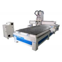 Best 220V / 380V 7.5kw Cnc Wood Cutting Machine , Custom Cnc Routers For Woodworking wholesale