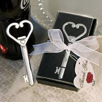 China Zinc Alloy Metal Anniversary Gifts Heart Shaped Bottle Opener Custom Logo Accepted on sale