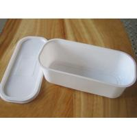 China 5L Large Box Disposable Ice Cream Cups For Dessert 5000ml 166oz on sale