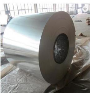 Best Embossed Aluminium Gutter Coil H14 , H24 , H32 Temper Aluminum Evaporator Coil wholesale