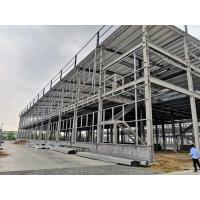 Best Durable Q345B Workshop Steel Structure With High Strength Bolt & Screw wholesale
