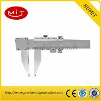 Cheap 0-2500mm Heavy Duty Vernier Caliper Carbon Steel Large Measuring Calipers for sale