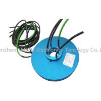 Buy cheap Three - wing revolving door disc conductive pancake slip ring through bore 50mm from wholesalers