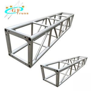 Best 400x400mm 6061 Aluminum Square Truss For Event Show wholesale
