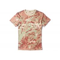 Best 100% Cotton Camouflage Camo Air Force T Shirts , Police Department T Shirts wholesale