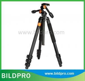 China BILDPRO OEM Camera Accessory Professional Heavy Duty Telescopic Stand Camcorder Tripod on sale