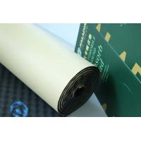 Best Easy Install Sound Absorption Pad Self - Adhesive 8mm Closed Cell Rubber Foam wholesale
