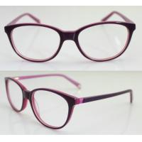 Best Youth Girls Acetate Optical Hipster Glasses Frames By Handmade wholesale
