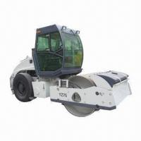Best Single-drum Vibratory Road Rollers, 7,000kg Operating Mass, Equipped with 495AY Diesel Engine wholesale