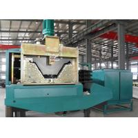 China K - Span Roof Beam Large Span Curved Roof Tile Forming Machine PLC Controller on sale