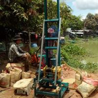 Best Best Selling Hand Portable Water Well Drilling Equipment Water Drilling Rig Machine Price Water Drill Rig wholesale