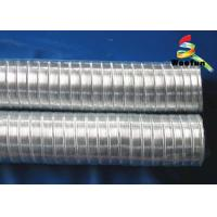 Best Silvery Flexible Air Conditioner Flexible Duct Stretchable For Air Conditioner Installation wholesale