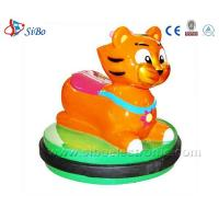 Best Sibo Electric Scooter Battery Bumper Cars For Game Center , ElectricBumperCars wholesale