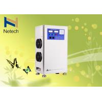 Best Electrical Swimming Pool Ozone Generator Water Treatment 30G / H 220V 50Hz wholesale