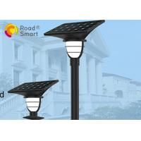 Best All In One Outdoor Solar Garden Lights With Mono Crystalline Silicon Material wholesale