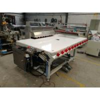 Buy cheap Single Side Hot Roller Press Table,Single Side Heated Roller Press for Warm Edge from wholesalers
