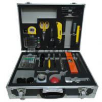 China Fiber Optic Cable Termination Kit , Fiber Optic Splicing Tools For FTTH Solutions on sale