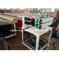 China Industrial Corrugated Pipe Production Line 6 - 16mm Diameter With PLC Control on sale