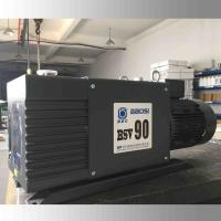 China BSV90 Direct Drive 90 m3/h BSV90 Oil Lubricated Double Stage Vacuum Pump Low Noise on sale