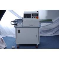 Buy cheap pcb depaneling machine The high-tech feeding facilities/Weight 120kg pcb depaneling machine india product